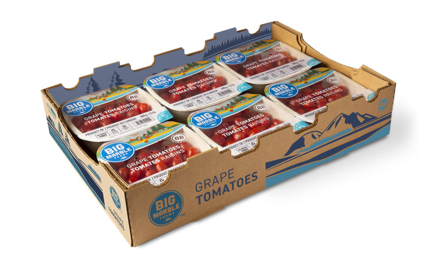 Kraft Case of Grape tomatoes
