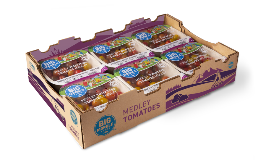 Kraft Case of Medley tomatoes